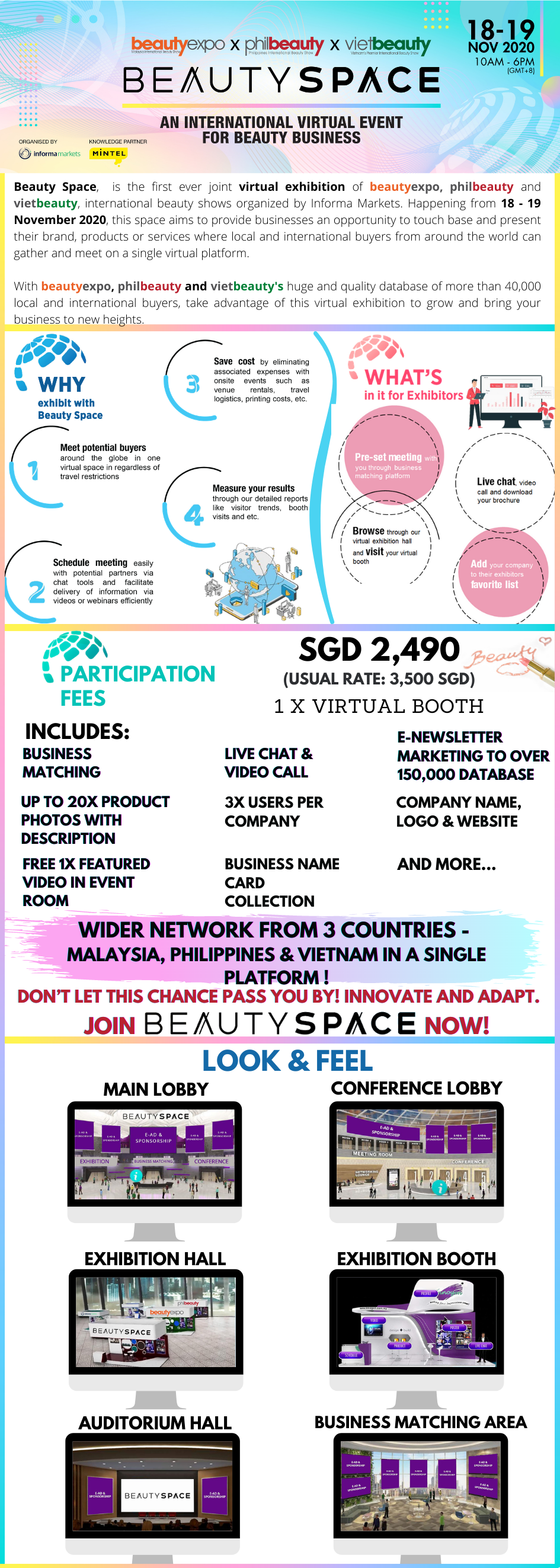 Beauty Space 2020