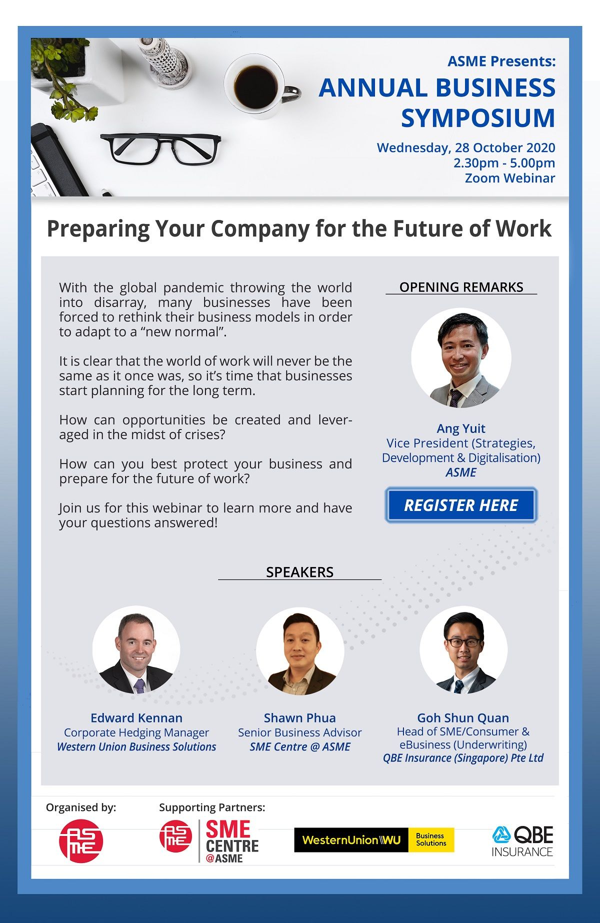 ASME Business Symposium