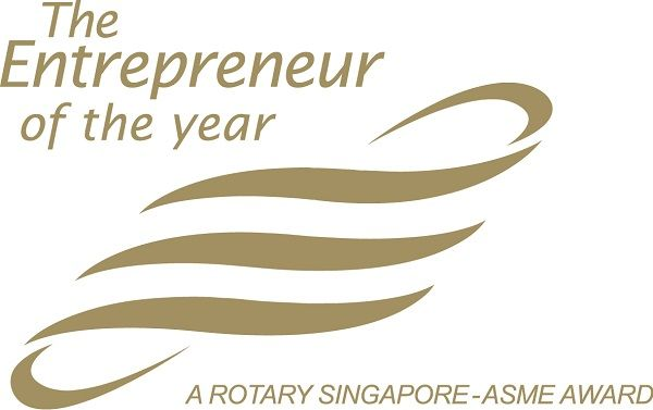 THE ENTREPRENEUR OF THE YEAR AWARD