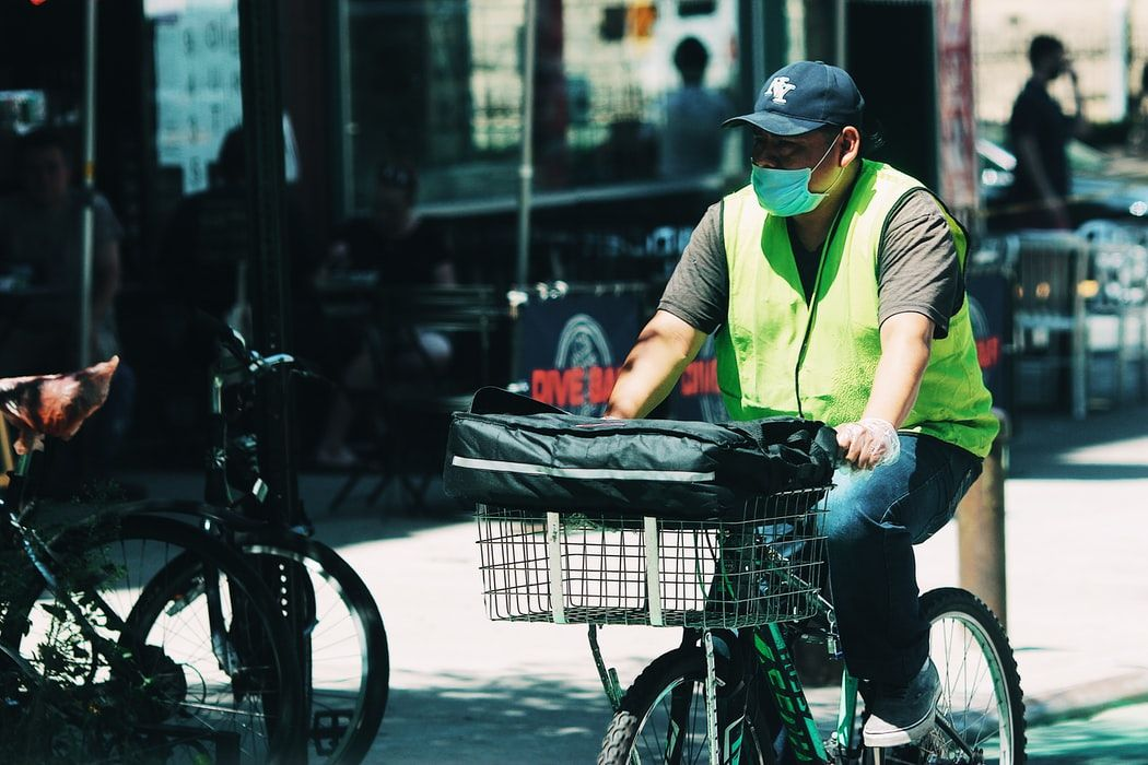 Here's what you need to know about running a delivery company in times of crisis.